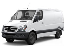 Mercedes Sprinter fleet maintenance