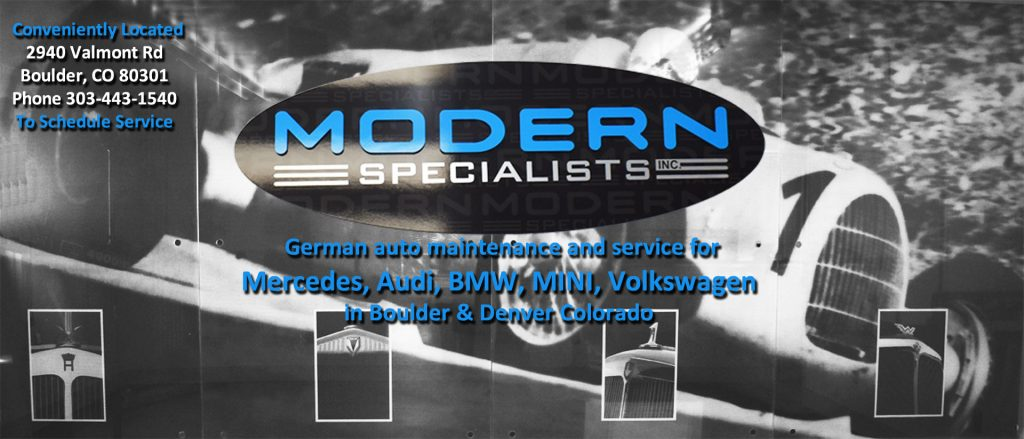 Modern Specialists 303-443-1540