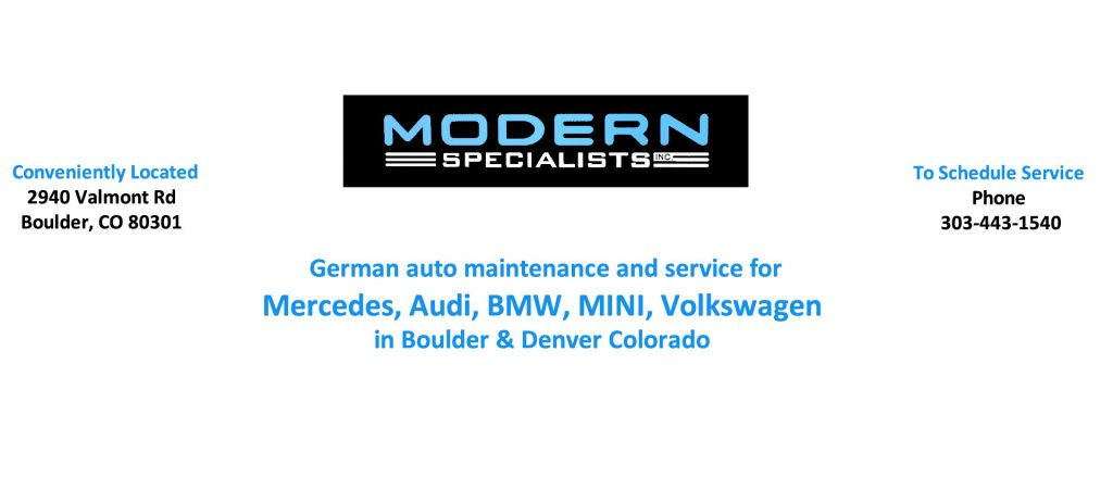 Modern Specialists
